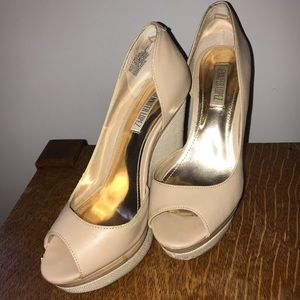 Taupe Heels